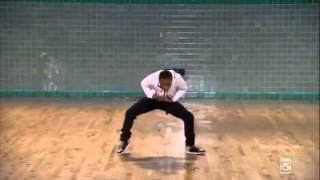 El mejor bailarin de break dance del mundo 💃💃