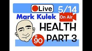 Mark Kulek Pelajaran Streaming Langsung - Topik Kesehatan   # 90 - Komunikasi Bahasa Inggris - ESL