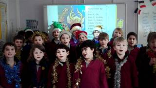 5C Funny Christmas Carol