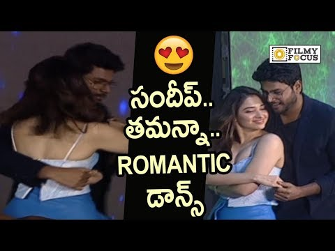 Xxx Mp4 Tamanna And Sundeep Kishan Supreb Romantic Dance Next Enti Movie Pre Release Event Filmyfocus Com 3gp Sex
