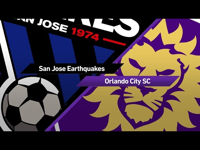 Highlights: San Jose Earthquakes vs. Orlando City SC | May 17, 2017