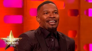 Jamie Foxx's Daughter Hates Him Dating Younger Girls   The Graham Norton Show