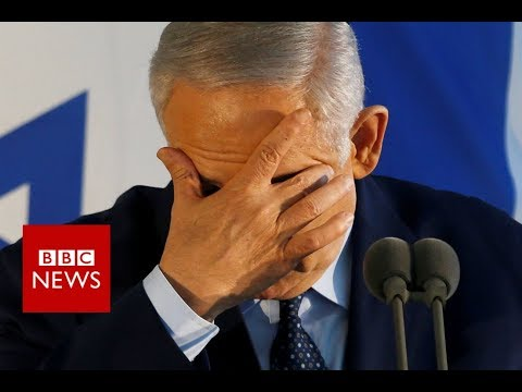 Xxx Mp4 Netanyahu And The Allegations Of Corruption BBC News 3gp Sex