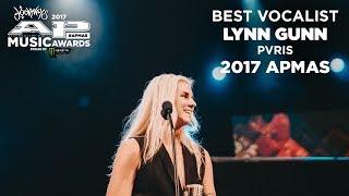 APMAs 2017 Best Vocalist Winner: PVRIS