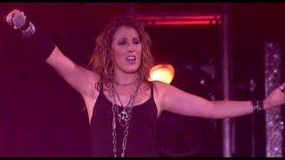 Malú ~ Si Estoy Loca [Tour Desafío 2007] HD