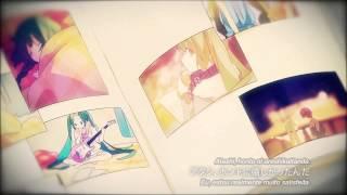 Hatsune Miku - 39 (San Kyuu - Thank You) [Legendado]
