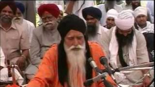 Sant Narayan Singh Ji Moni Ji (Tpa-Draj Mohali wale)At Gurdwara Tiba Sahib Tpa Draj .DAT