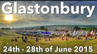 The Glastonbury Festival - 2015
