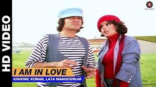I Am In Love - Aashiq Hoon Baharon Ka   Kishore Kumar & Lata Mangeshkar   Rajesh Khanna