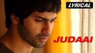 Judaai (Lyrical Extended Version) | Badlapur | Varun Dhawan & Nawazuddin Siddiqui