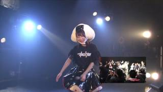【LIVE】おにぎりプロレス渋谷club asiaノーカット アーサ米夏&里歩