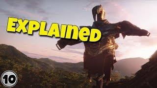 Avengers: End Game Trailer Explained