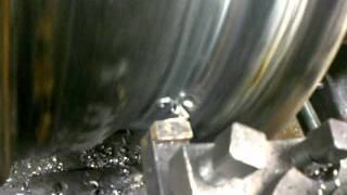 Widening steel rims 6