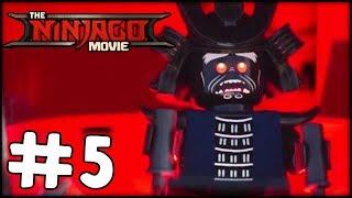 LEGO Ninjago The Movie - Videogame - Part 5 - Cat Monster! (Gameplay Walkthrough HD)