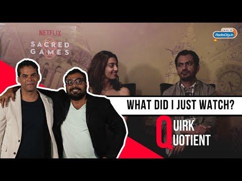 Xxx Mp4 Get Quirky With Sacred Games Radhika Nawazuddin Anurag Vikramaditya Radio City 3gp Sex