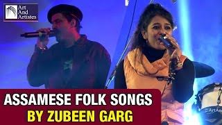 Zubeen Garg Assamese Songs | Bihu Special | Music Of India | Idea Jalsa | Arts And Artistes