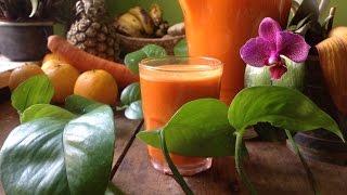 Pineapple Orange Carrot Juice ~ Take 3