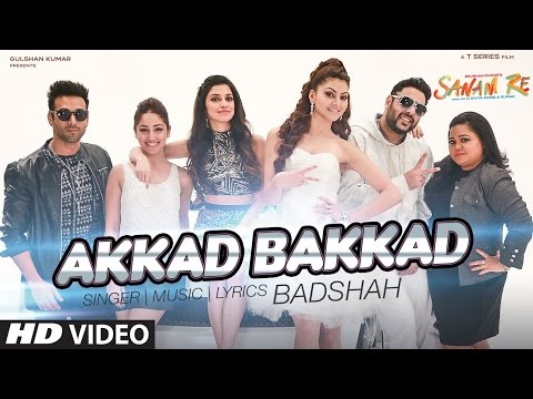 Xxx Mp4 QuotAkkad Bakkadquot Video Song Sanam Re Ft Badshah Neha Pulkit Yami Divya Urvashi 3gp Sex