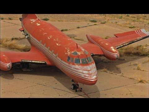 watch Roswell's Bizarre Aircraft Boneyard