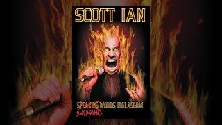 Scott Ian: Swearing Words in Glasgow
