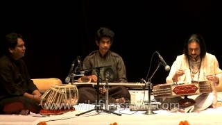 Magical performance by santoor maestro Bhajan Sopori