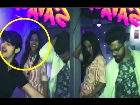 Xxx Mp4 Hina Khan CRAZY Drunk Dance With Rocky Jaiswal And Rohan Mehra 3gp Sex