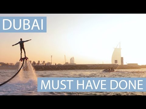 Top Things to do in Dubai 2018 Dubai travel tips My personal Top 5