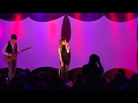 QUEENS OF THE STONE AGE - MAKE IT WIT CHU Performed by MARY WILLIAMS at Open Mic UK GRAND FINAL Sing
