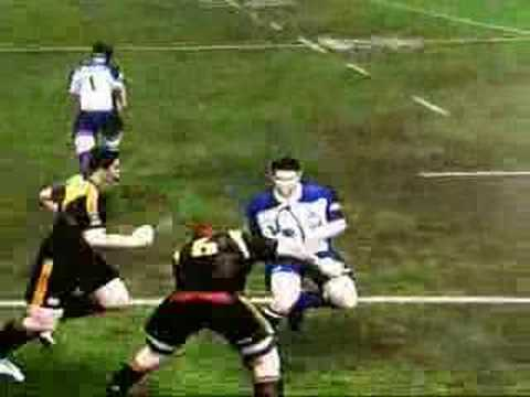 Rugby 08 Awesome rugby vid