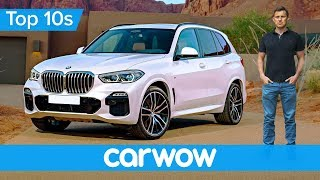 New BMW X5 2019 revealed - is this BMW back to its best? | Top 10s