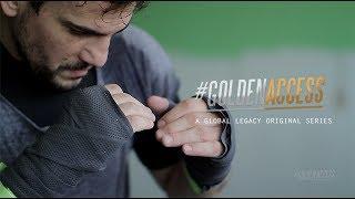GOLDEN ACCESS The Prologue: Lo Greco vs Gurrola