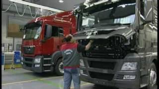 MAN Truck Factory in Munich 2 (MAN Münih Fabrikası)