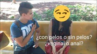 ¿anal o vaginal?| ¿con pelos o sin pelos?| Ernestito Glez