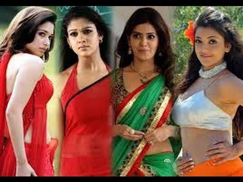 Beauty Secrets of Trisha-Kajal-Samantha-Hansika