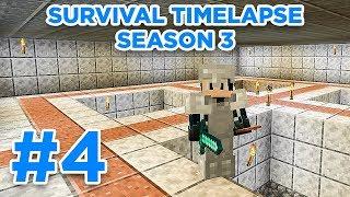 Animal's Room! | Minecraft Survival Timelapse Season 3 Episode 4 | GD Venus |