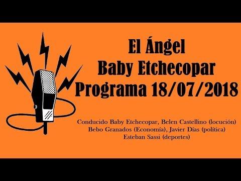 Xxx Mp4 El Ángel Con Baby Etchecopar Programa 18 07 2018 3gp Sex