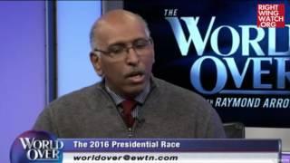 RWW News: Michael Steele Equates Trump