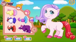 My Little Pony Günlük Bakımı. Çizgi film tadında oyun