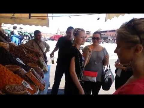 Sex in the city  Morocco ride