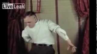 Man turns his head 180 degrees! GROSS
