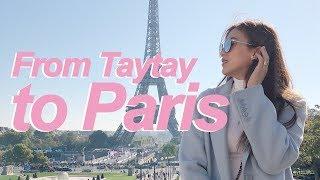 PARIS part 1  by Alex Gonzaga