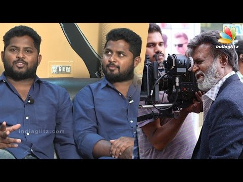Rajini performed car drift without dupe : Kabali Fight Masters Interview | DOP G. Murali Making