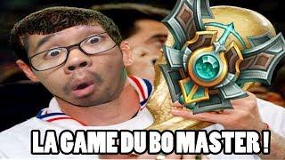 GAME POUR LE PASSAGE EN BO MASTER? - LRB