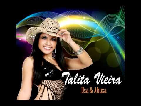 Talita Vieira Usa & Abusa Cantora de pop sertanejo