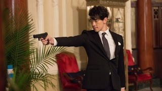 Rain 비 The Prince - His 3rd Hollywood movie 2014