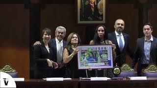 Lotería Nacional: La Voz De Michoacán