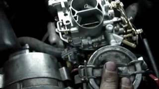 Citroen 2 CV6 - 3 CV - Carburador de 2 cuerpos CARESA - Video 1