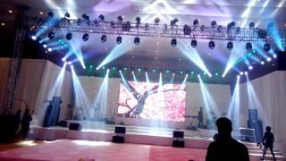 Lighting program Rajiv