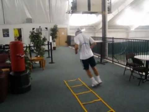 Tennis Conditioning Coordination and Plyometric Exercises Level 1