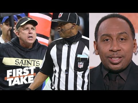 Sean Payton is most to blame for the Saints' NFC Championship Game loss – Stephen A. First Take